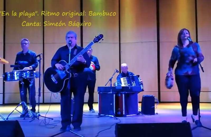 Los clásicos tropicales en el ritmo Bambusón