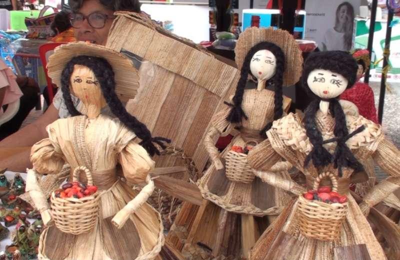 Las muñecas de María Custodia