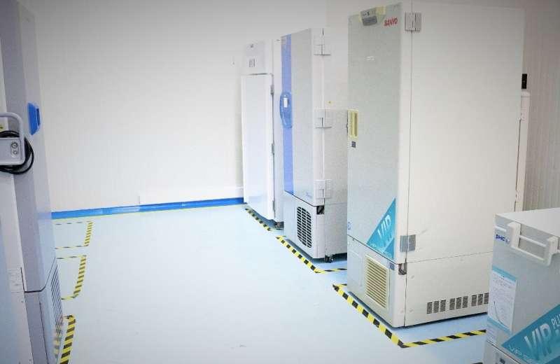 NOTICIAS: Primeros seis ultracongeladores para vacunas contra la covid-19