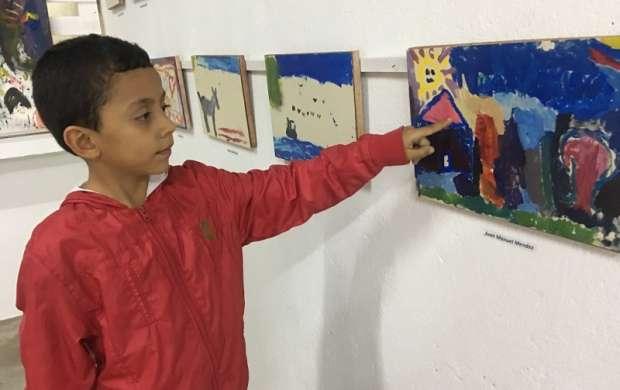 Las artes plásticas para los niños
