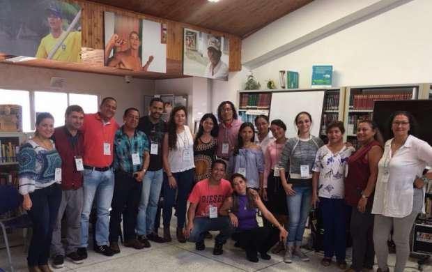 Talleres y conferencias durante encuentro de bibliotecas municipales