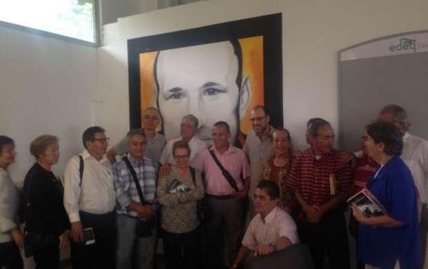 Todo un homenaje al escritor Pedro Miguel Rozo