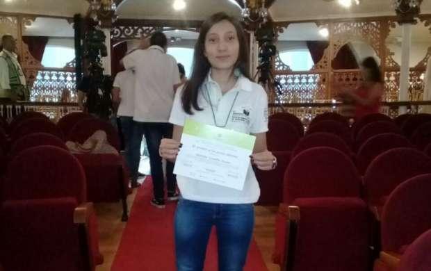 Estudiante de Armenia ganadora del Concurso Nacional de Cuento RCN