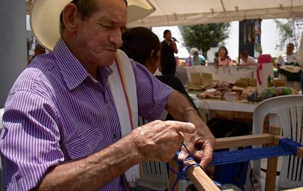45 años de feria artesanal en Calarcá