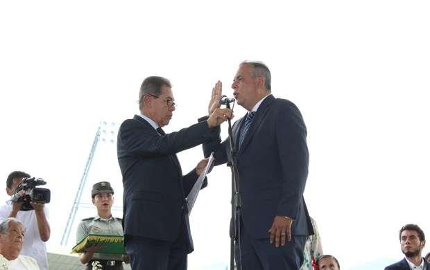 Posesión-Alcalde de Armenia